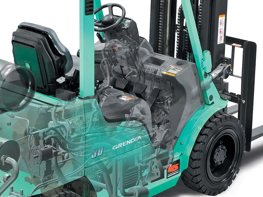Mitsubishi Forklift Trucks Hyster Monitor Wiring Diagram